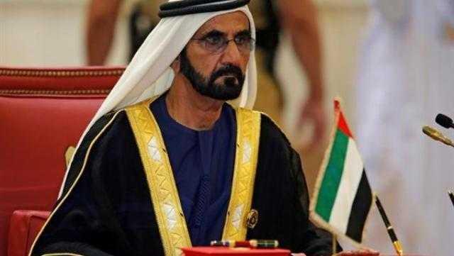 حاكم دبي يهنئ السيسي بفوز هالة السعيد بلقب أفضل وزيرة عربية
