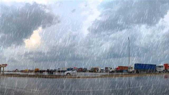 عاجل.. طقس سيئ وسقوط أمطار بمناطق في كفرالشيخ