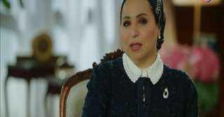 انتصار السيسي توجه رسالة خاصة إلى الرئيس على الهواء (فيديو)
