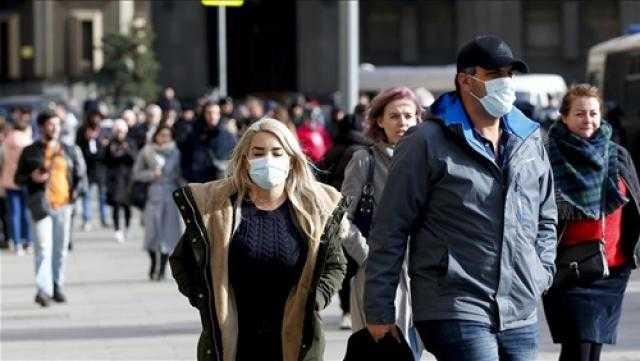 روسيا: 27543 إصابة جديدة بكورونا