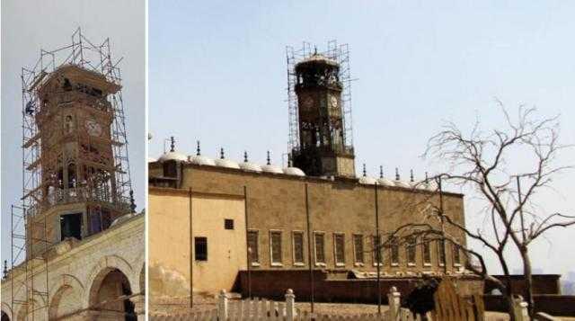 عاجل.. فرنسا ترسل خبيرًا إلى مصر لإصلاح الساعة الموجودة بالقلعة