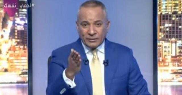 أحمد موسى: بهى الدين حسن خائن ويتقاضى أموالا للهجوم على مصر