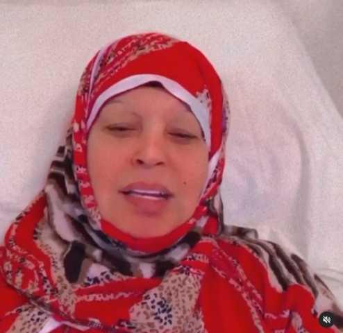 فيفي عبده لجمهورها: أنا عيانة وكنت مخبية عليكم
