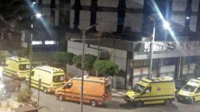 حالة من الهلع تسيطر على أهالي المصابين بكورونا في بورسعيد