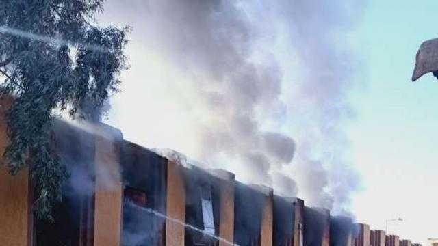 كيف تتصرف عند اندلاع حريق في منزلك أو محل عملك