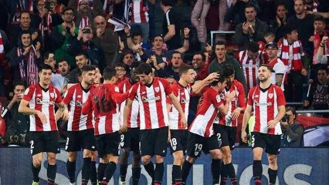 تشكيل أتلتيك بلباو لمواجهة برشلونة