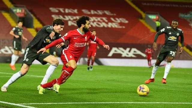 ليفربول يفشل في تحقيق الفوز للمباراة الرابعة على التوالي