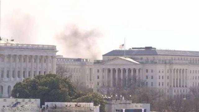 إغلاق مبنى الكونجرس الأمريكي.. القصة الكاملة للتهديد الأمني