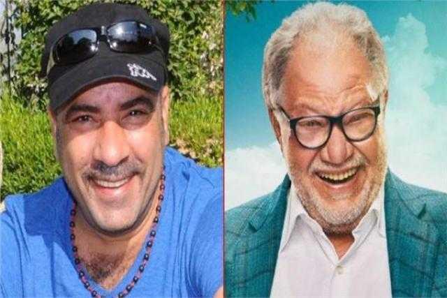 يحيى الفخراني ومحمد سعد لأول مرة برعاية وحيد حامد