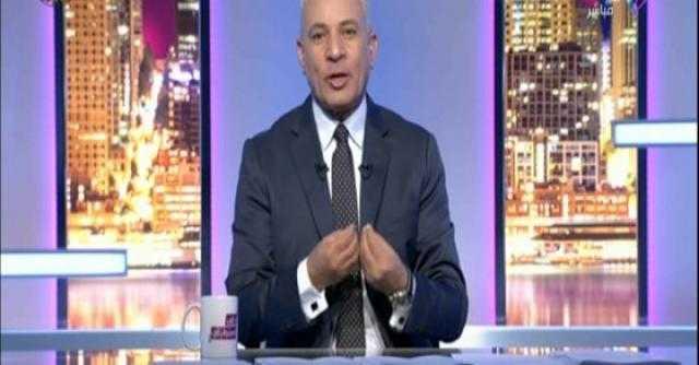 أحمد موسى: الرئيس أكد للإعلاميين البدء في تطعيم الجيش الابيض