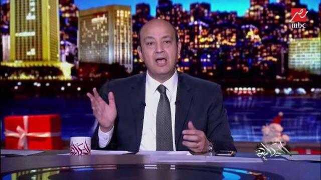 عمرو أديب: الإخوان هيعلنوا عن كيان جديد