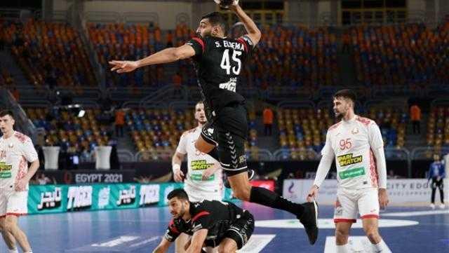الأولمبية تهنئ منتخب مصر لليد بالتأهل لربع نهائي المونديال