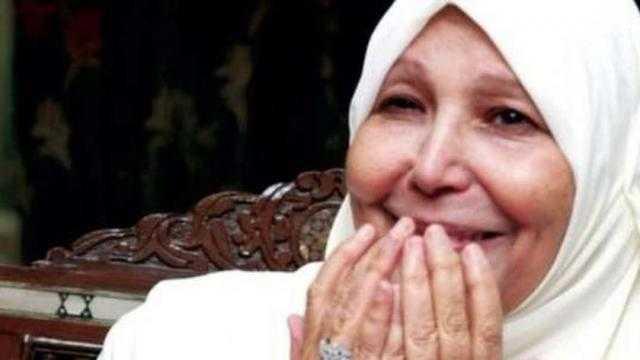 عاجل.. وفاة الدكتورة عبلة الكحلاوي
