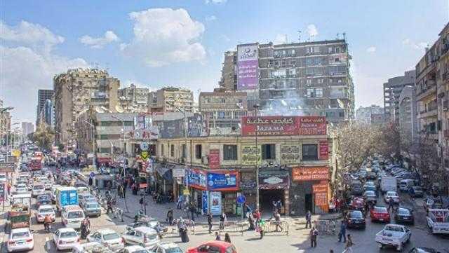 حملات لتنظيف أحياء القاهرة والجيزة