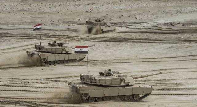 الأول عربيا والثالث عشر عالميا.. الجيش المصري يتفوق على إسرائيل وإيران