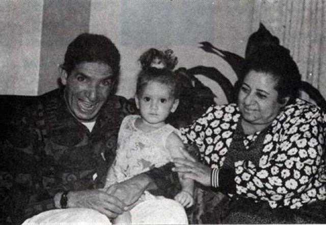ماتت بعد 40 يوم من وفاته.. قصة قوت القلوب زوجة الفنان محمد عوض
