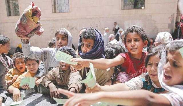 عاجل.. الأمم المتحدة: اليمن يعاني من أسوأ مجاعة شهدها العالم