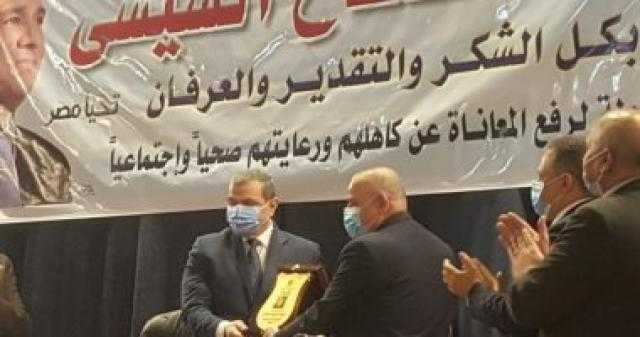 سعفان: ما يحدث فى مصر  إعجاز حقيقي يفوق كل التصورات