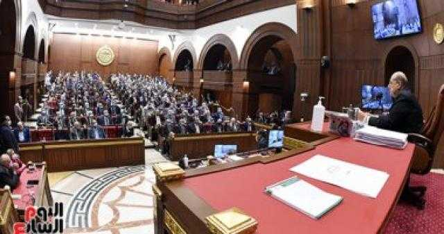 تفاصيل انتخابات اللجان النوعية لمجلس الشيوخ غدا
