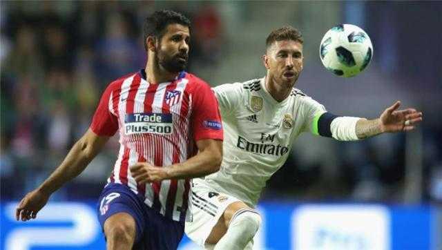 دربي مدريد.. التشكيل المتوقع وموعد المباراة والقنوات الناقلة