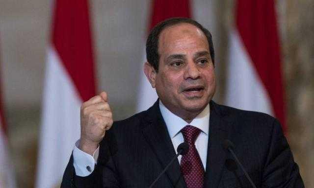 السيسي: تطوير قرى الريف المصري يشمل جوانب الحياة المعيشية والخدمية