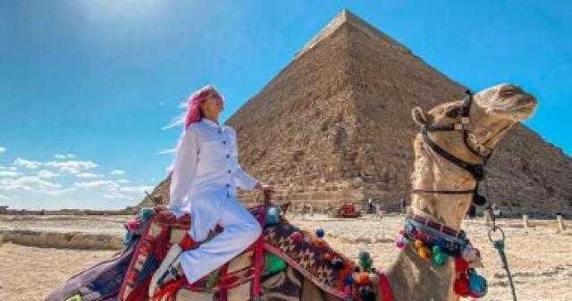 عاجل.. ارتفاع معدل إنفاق السائح فى مصر برغم جائحة كورونا