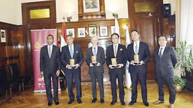 بنك مصر يتعاون مع جايكا سوميتومو ميتسوي المصرفية لدعم المشروعات الصغيرة بـ100 مليون دولار