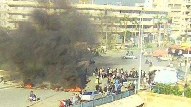 عاجل.. وقفة احتجاجية في لبنان للمطالبة بحكومة انتقالية ومحاكمة الفاسدين