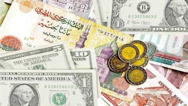 أسعار العملات صباح الأحد في مصر