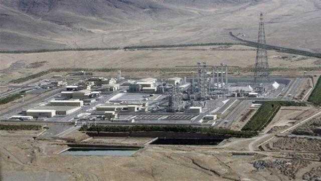 إيران: وقوع حادث في مفاعل نطنز النووي