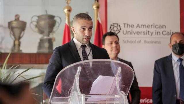 محمد سراج يكشف تفاصيل شهادة الأهلي في الإدارة الرياضية
