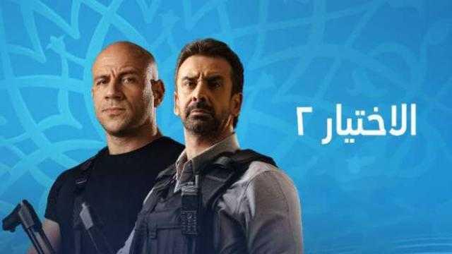 أول مقابلة بين كريم عبدالعزيز ومكي.. أحداث مسلسل الاختيار 2 الحلقة