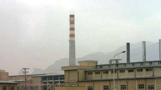 إيران تعلن هوية المسؤول عن هجوم نطنز النووي