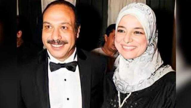 تشييع جثمان والدة أحمد خالد صالح بعد صلاة الظهر