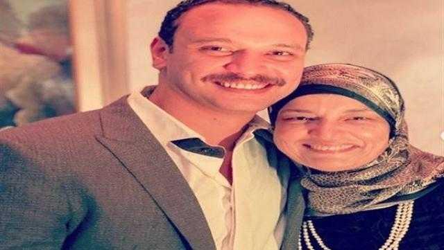 عاجل.. أول تعليق من أحمد خالد صالح بعد وفاة والدته
