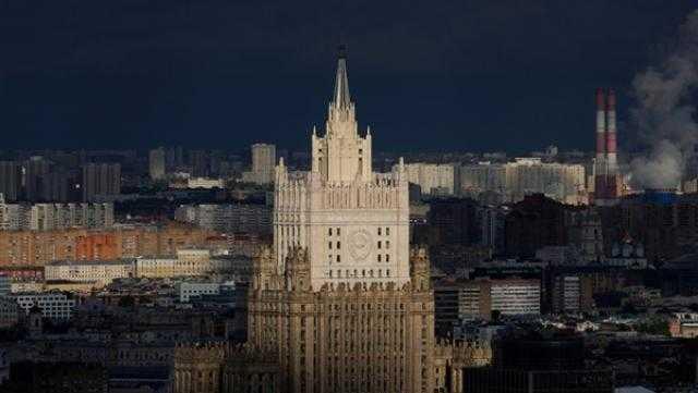 الخارجية الروسية تستدعي القائم بالأعمال الأوكراني بعد اعتقال القنصل