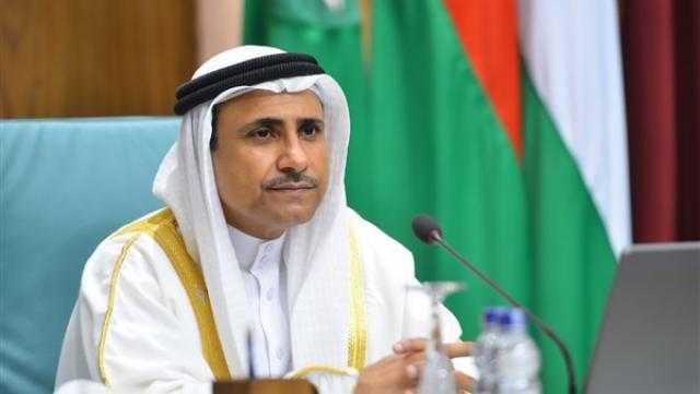 البرلمان العربي يثمن جهود السعودية لحقن الدماء في اليمن