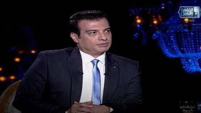 إيهاب توفيق: تليفوناتي اتسرقت في فرح بنت فيفي عبده