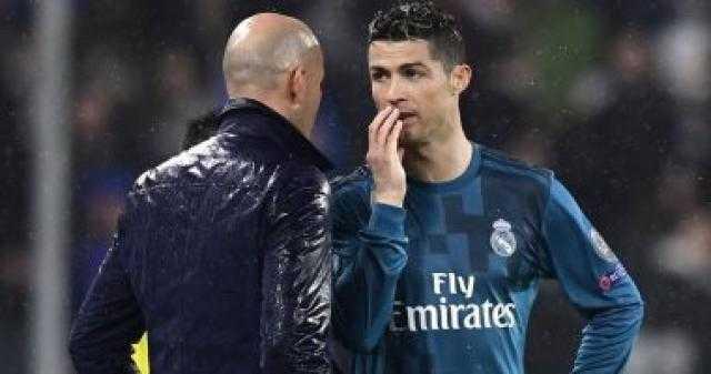 رونالدو يشترط على يوفنتوس التعاقد مع زيدان من أجل البقاء