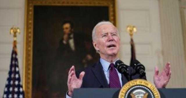 بايدن: وفرنا 1.5 مليون وظيفة فى أول 100 يوم لى فى البيت الأبيض