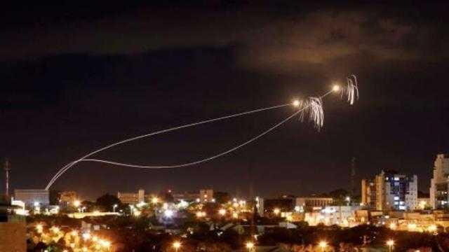 عاجل.. صوت إسرائيل: صفارات الإنذار  بعسقلان
