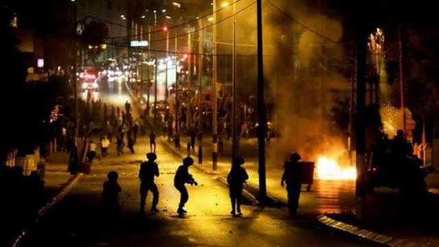 عاجل.. إصابة فلسطيني بالرصاص الحي في مواجهات مع الاحتلال بطولكرم