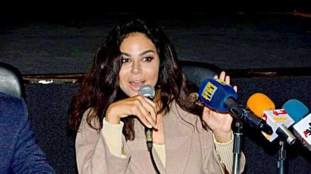 نسرين أمين: أنا أقوى من شيطاني ومحمد سامي أذاني