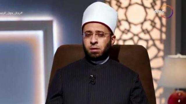 الأزهري يشكر صاحب عنوان برنامجه في رمضان الكاتب خالد محمد خالد