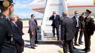 بث مباشر.. استعدادت بقصر الإليزيه لاستقبال الرئيس السيسي