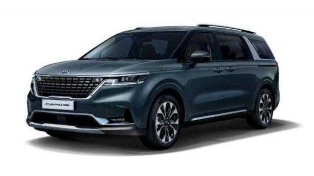 كيا تفوز بست جوائز ضمن جوائز سيارة العام الروسية 2021