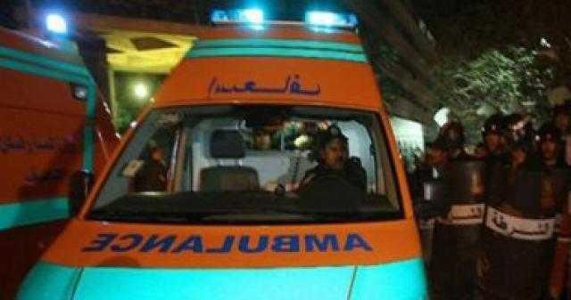 عاجل.. إصابة 5 أشخاص بإصابات متفرقة فى حادثين متفرقين بكفر الشيخ