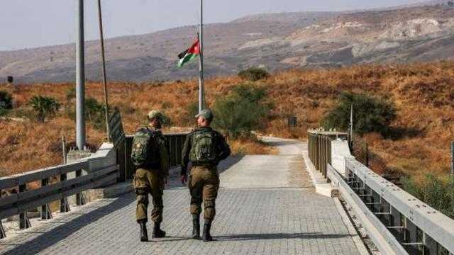 عاجل.. إصابة جندي إسرائيلي في تبادل لإطلاق النار على الحدود مع الأردن