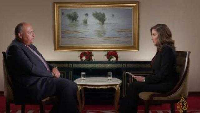 عاجل.. شكري: علاقتنا مع تركيا استكشافية ولم تصل للتقارب حتى الآن