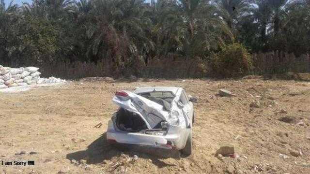 عاجل.. إصابة 5 بينهم سوريان في انقلاب سيارة على الطريق الساحلي بكفر الشيخ